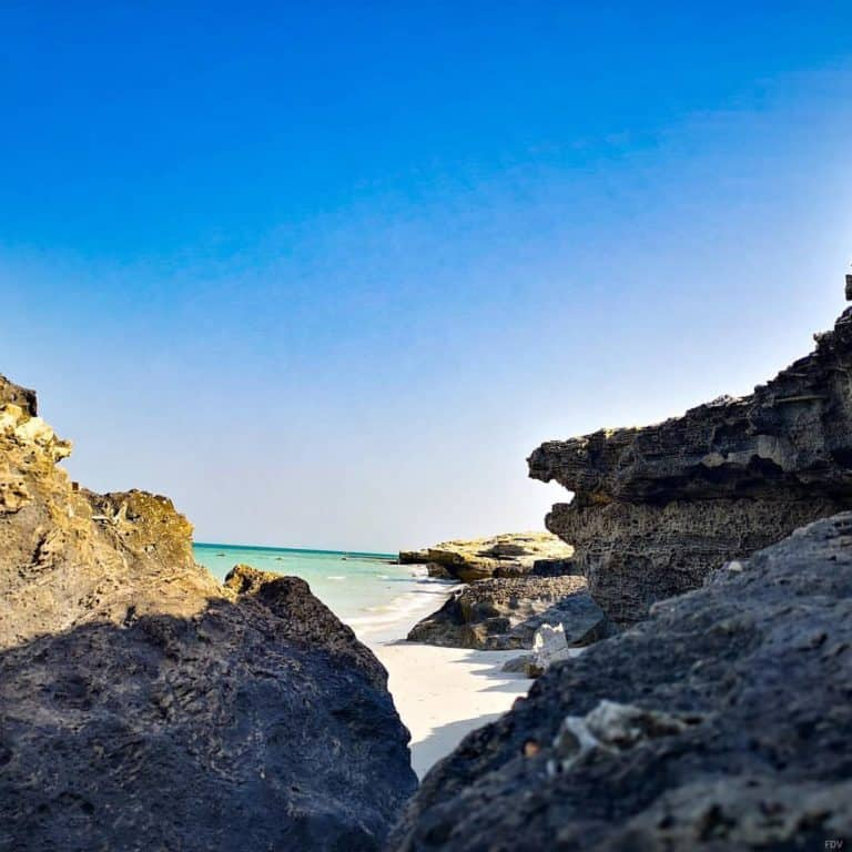 the top 6 must see best beaches in doha