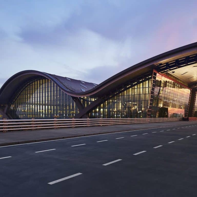 can i leave the airport during transit in doha