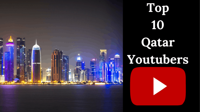 Get To Know The Top 10 Qatar Youtubers
