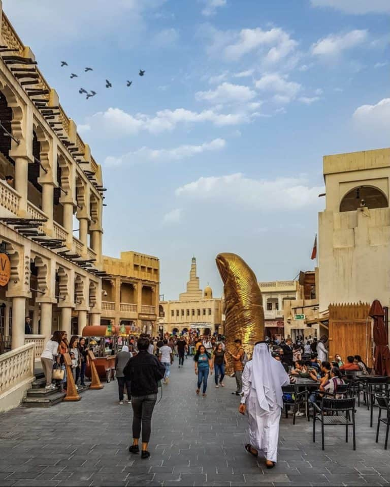 Best Places To Eat In Souq Waqif