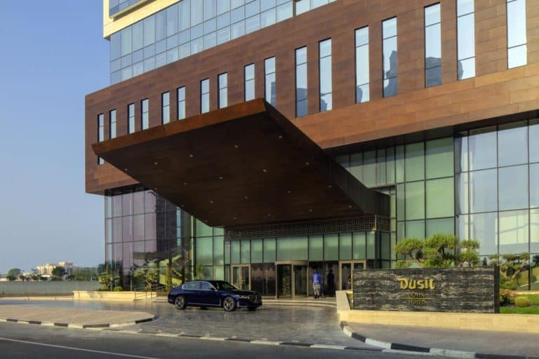 Dusit Doha Review - A Real 5-Star Retreat
