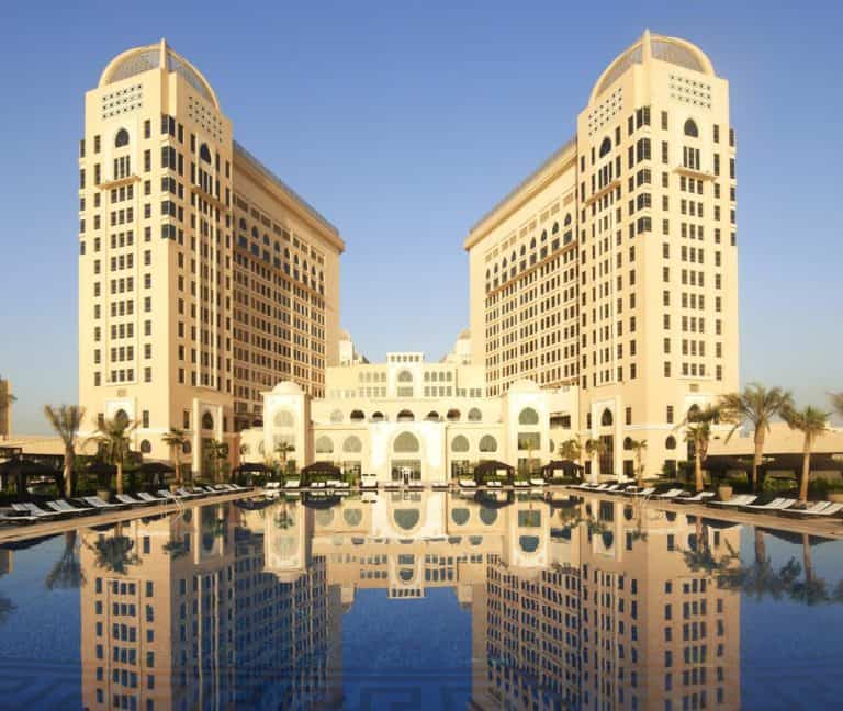 My Personal Experience - The St. Regis Doha Review