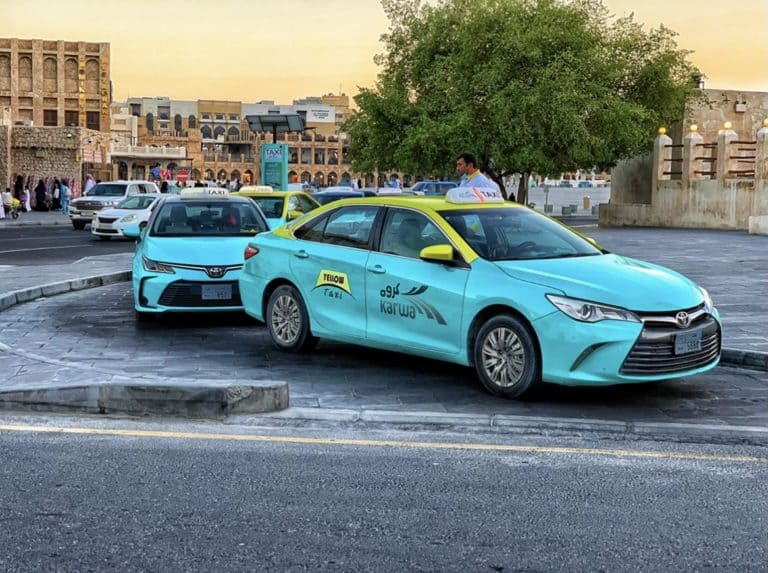 How Much Are Taxis In Doha