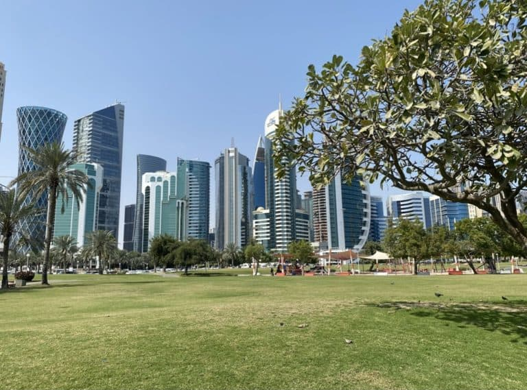 Top 6 Best Parks In Doha