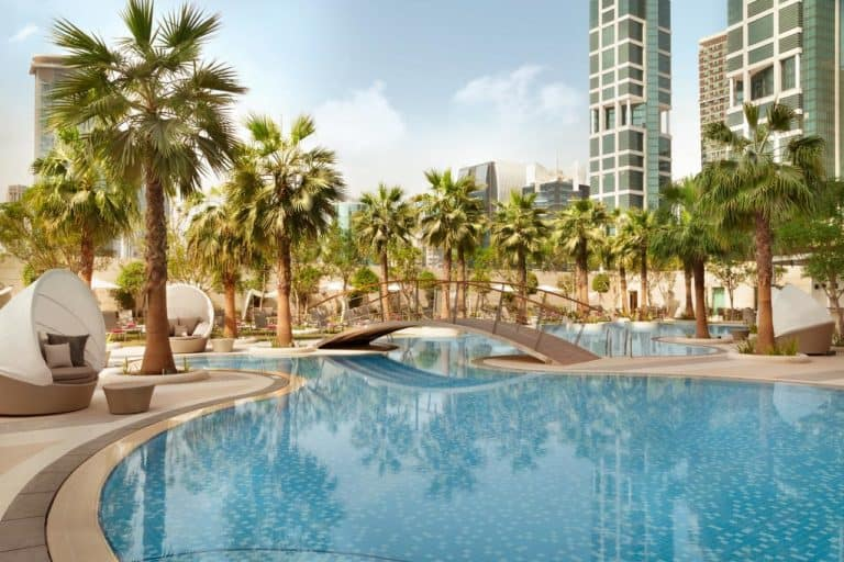 My JW Marriott Marquis City Center Doha Review